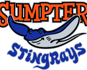 Sumpter Stingrays - including text