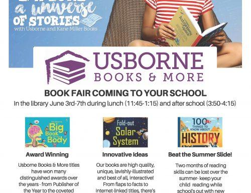 Book Fair Online Order Information