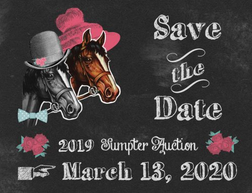 PTC Auction Save The Date:  March 13, 2020