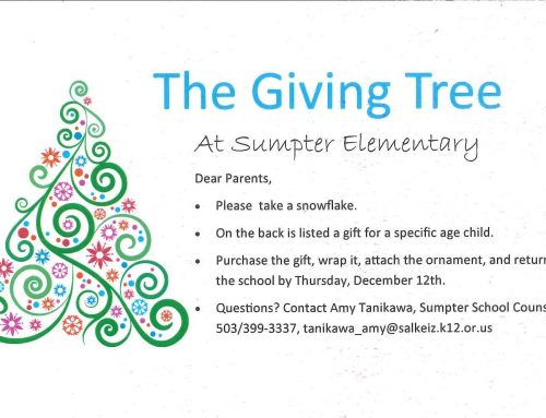 Sumpter Giving Tree