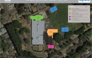 Sumpter site plan
